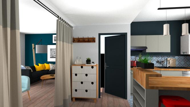 Rénovation d'un appartement par un architecte d'intérieur