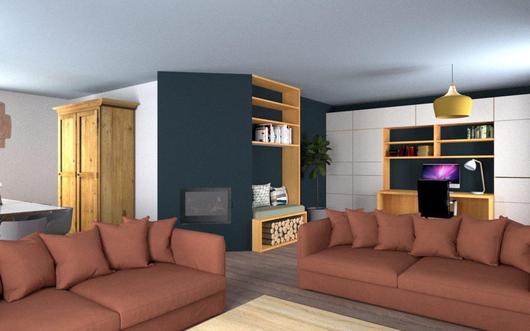 Moderniser sa cheminée à Lyon