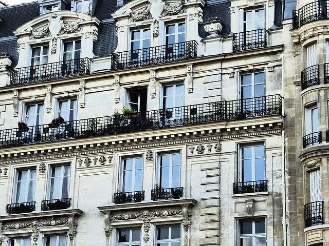 Relooker un appartement haussmannien